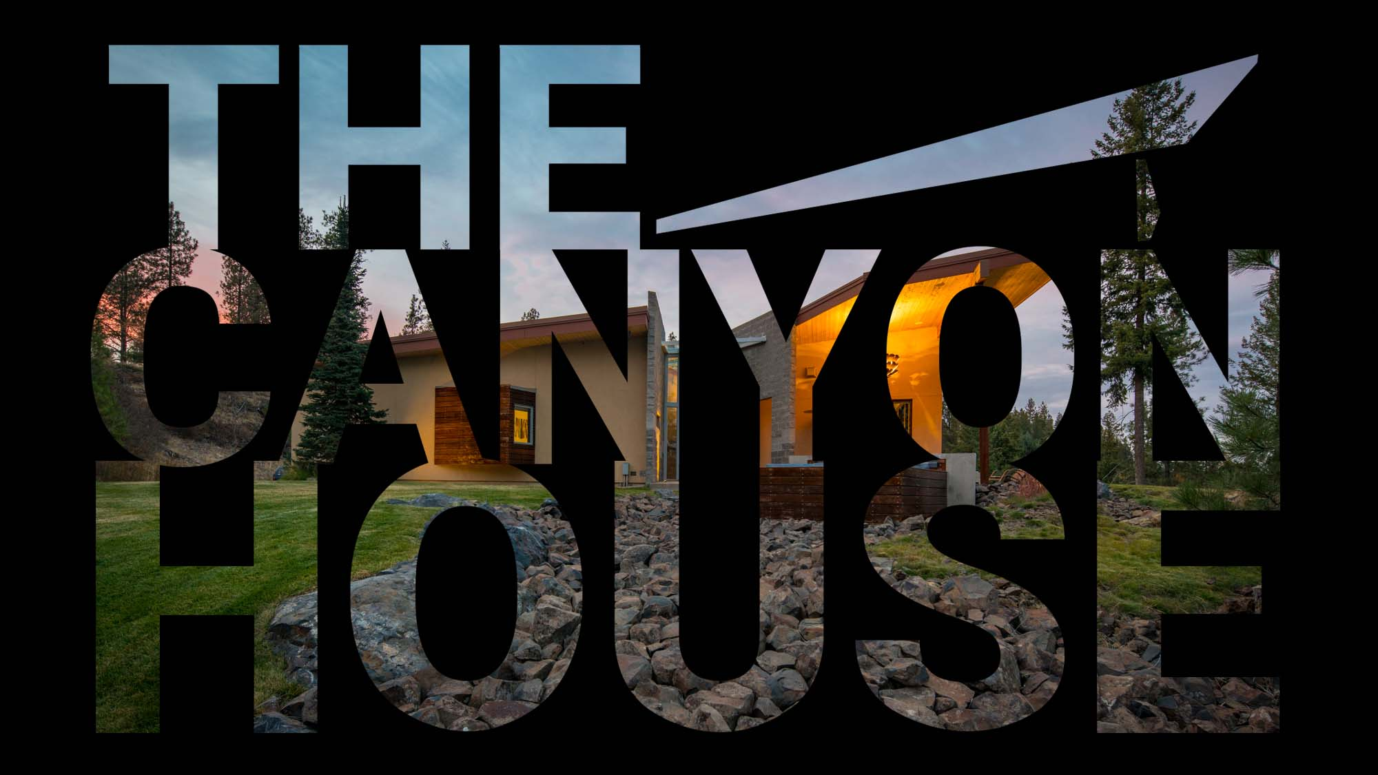 The Canyon House Luxury Real Estate Marketing Video Production